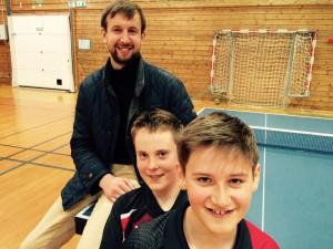 Martynas som trener har fått fart på Eskil og Kasper