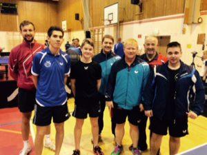 12 spillere fra Laskevåg deltok på Stord Cup